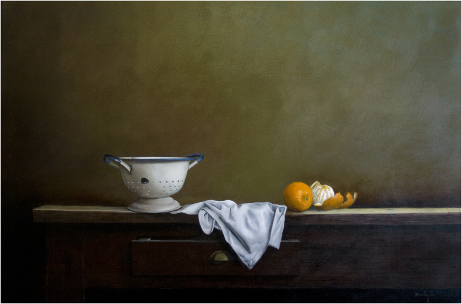 Colander and Oranges